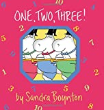 Download One, Two, Three! (Boynton on Board) in PDF ePUB Free Online