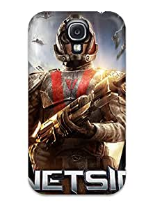 For YvRWecc8431fmNsx Planetside 2 Protective Case Cover Skin/galaxy S4 Case Cover