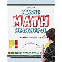 Making Math Meaningful, Third Edition: Print Book