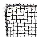 JFN Nylon Golf High Impact Net, Black