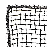 JFN Nylon Golf High Impact Net, 10' x 10', Black