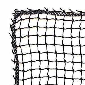 Amazon Com Jfn Nylon Golf High Impact Net Black