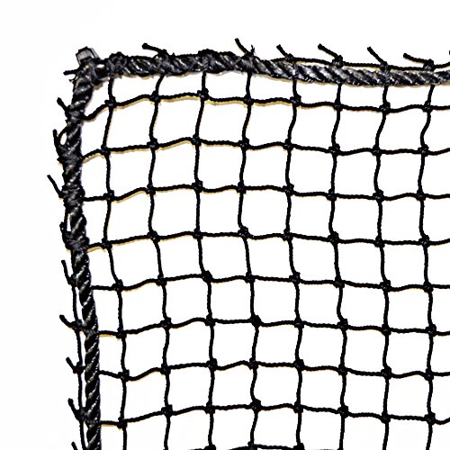Just For Nets JFN Nylon Golf High Impact Net, 10' x 10', ()