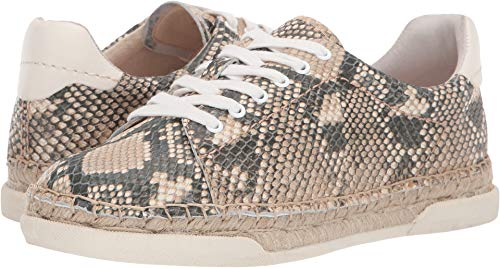 Dolce Vita Women's Madox Snake Print Embossed Leather 7.5 M US
