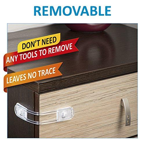 removable door lock - 9