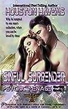 Sinful Surrender: Romance: Erotic Scifi Romance: Psychic Menage - (fantasy dystopian psychic spy)
