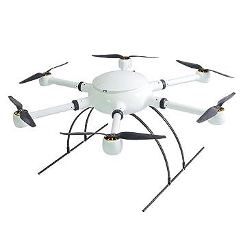 MC6 - 1000 x impermeable Drone Marco de fibra de carbono Multi ...