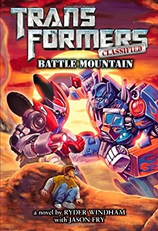book cover of Battle Mountain