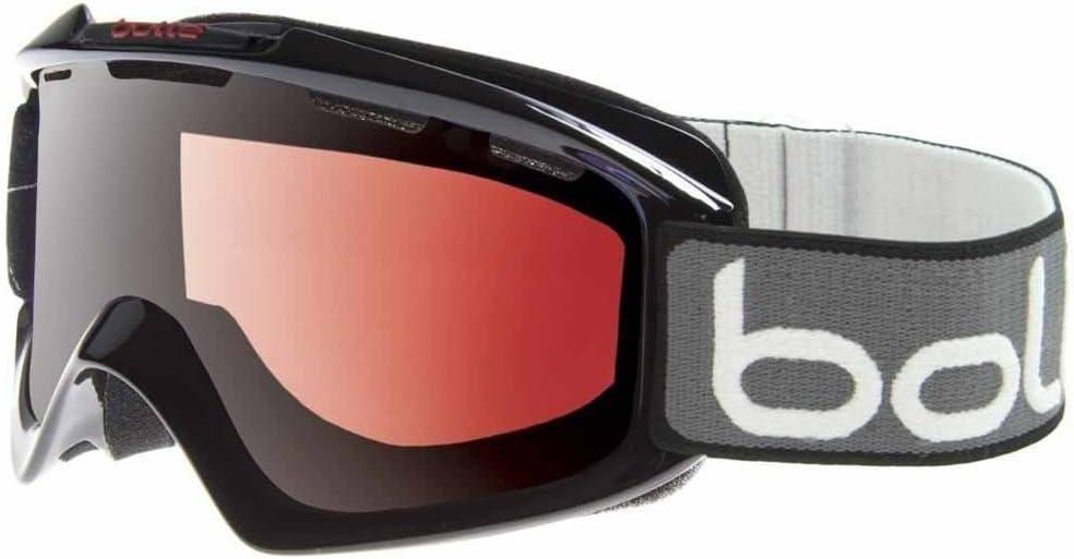 Bolle Nova Gun-Flashed Ski Goggles