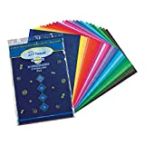 "Pacon Spectra(R) Assorted Color Tissue Pack, 12"" x 18"", 25 Colors, Pack Of 100 Sheets (59530)"