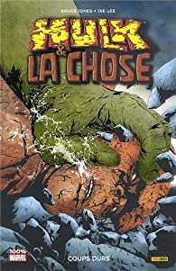Hulk et la Chose : Coups durs par Bruce Jones