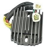 Voltage Regulator Rectifier For Arctic Cat 2001-2009 375 / 400 / 500 / TRV 500 Suzuki 2003-2008 SV 1000 / 650 VStrom 650