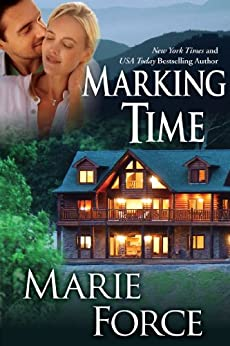 Marking Time (Treading Water Series Book 2) by [Force, Marie]