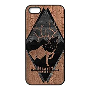 Roam Free iPhone 4 4s Cell Phone Case Black Delicate gift JIS_245814