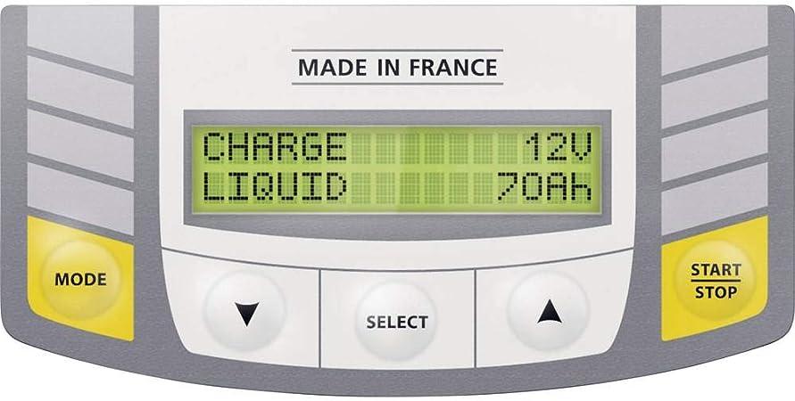Gys Gysflash 30 24 Hf 029231 Automatikladegerät 6 V 12 V 24 V 30 A 30 A 30 A Baumarkt