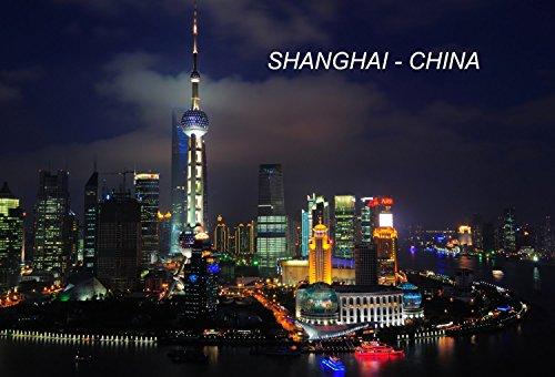 China Chinese Fridge Refrigerator Magnets (City: Shanghai - C13)