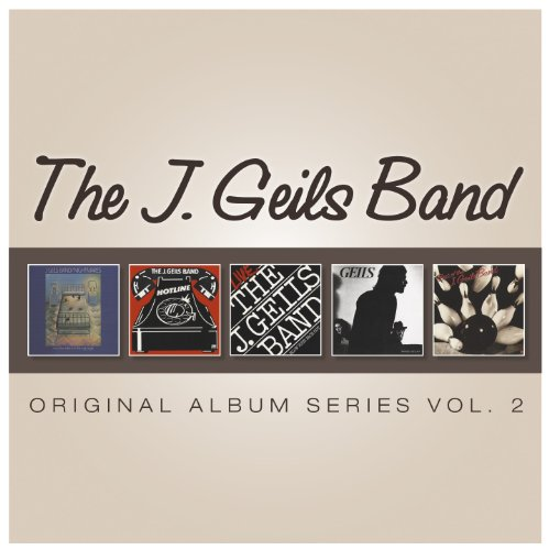 The J. Geils Band - Original Album Series -  The J. Geils Band - Zortam Music