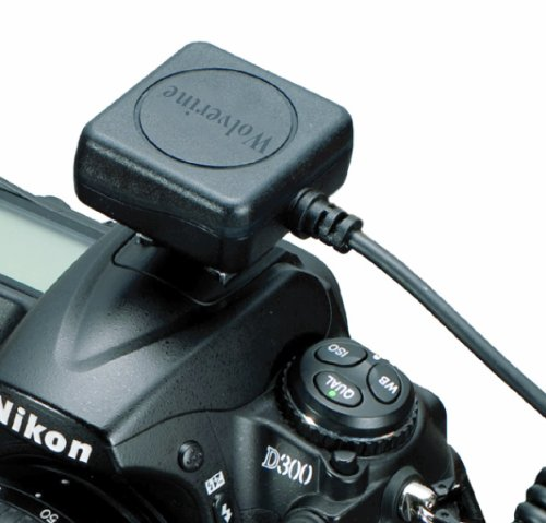 Wolverine GEO-35/GEO35 Geotag GPS Receiver for Nikon and Fuji DSLR's
