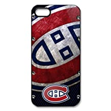 Generic NHL Montreal Canadiens Cell Phone Back Case for iPhone 6/6S 4.7 inch