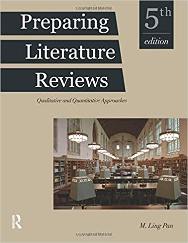 preparing literature reviews pan
