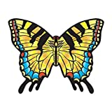 Windnsun Microkite Mini Mylar Butterfly 4.7'' Kite: Swallowtail by WindNSun