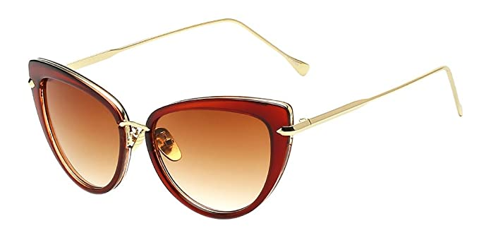 BOZEVON Moda Al aire libre Alta Calidad Gafas de sol de Gran ...