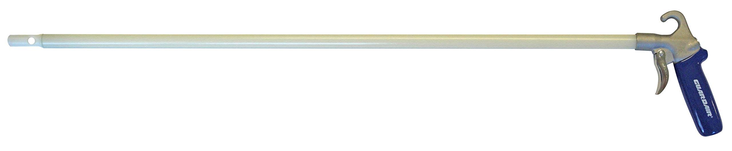 Guardair 75LJ036NN Long John Non-Conductive Safety Air Gun with 36-Inch Nylon Extension and Nylon Nozzle