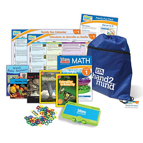 ETA hand2mind Summer School Pack - Grade 1 by ETA hand2mind