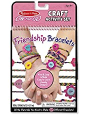 Melissa & Doug On-the-Go Craft Set - Friendship Bracelets