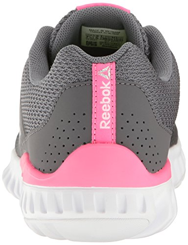 Ash Reebok Pink 3 White Blaze Met 0 Poison Varies Grey Alloy Silver Shoe Running MTM Women's Twistform Grey ZWWBPg