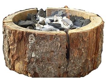 Desechables Barbacoa desechables Carbón vegetal parrilla Eco para 24 – 28 cm, sin Química