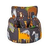 Ready Steady Bed Africa Design Children's Bean Bag Chair