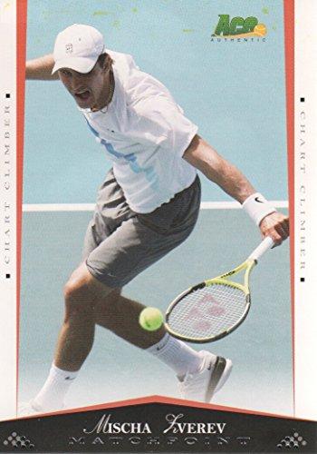 2008 Ace Authentic Match Point Tennis #63 Mischa Zverev