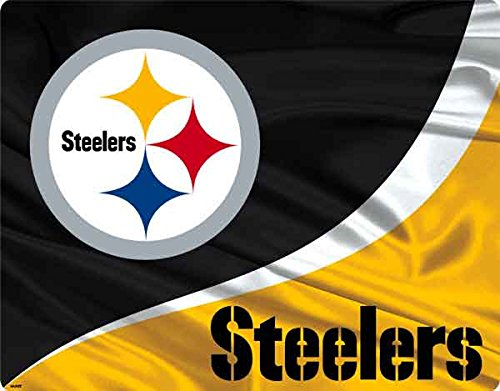 Skinit Pittsburgh Steelers Kindle Fire Skin - Officially Licensed NFL Tablet Decal - Ultra Thin, Lightweight Vinyl Decal Protection