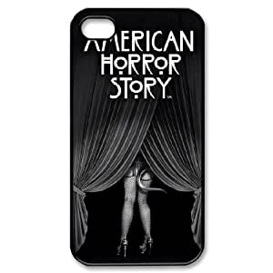 American Horror Story DIY Cover Case with Hard Shell Protection for Iphone 4,4S Case lxa#3323035