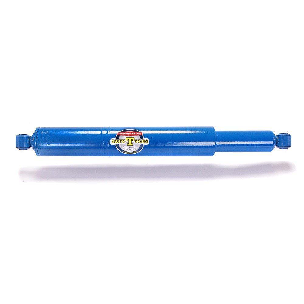 Safe-T-Plus RV Steering Stabilizer 41-230 Blue (RV Steering Stabilizer, RV Steering Control, RV Safety, Truck Steering Stabilizer)