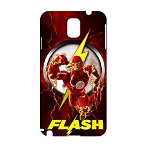 3D Case Cover Cartoon Flash Phone Case for Samsung Galaxy Note3