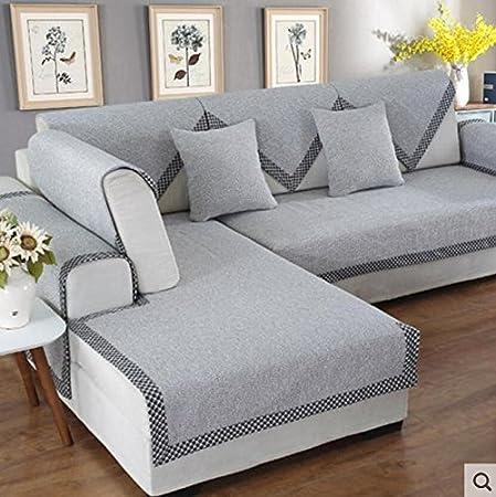Sofá protector, The Covers sofá es duradero a prueba de polvo y resistente a las manchas, protege su