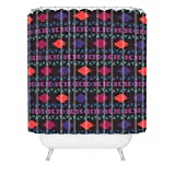 Deny Designs 71 by 74-Inch Zoe Wodarz Warm Southwest Shower Curtain, Standard