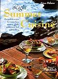 img - for Light Summer Cuisine book / textbook / text book