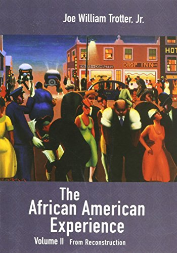 Search : 2: The African American Experience, Volume II: From Reconstruction