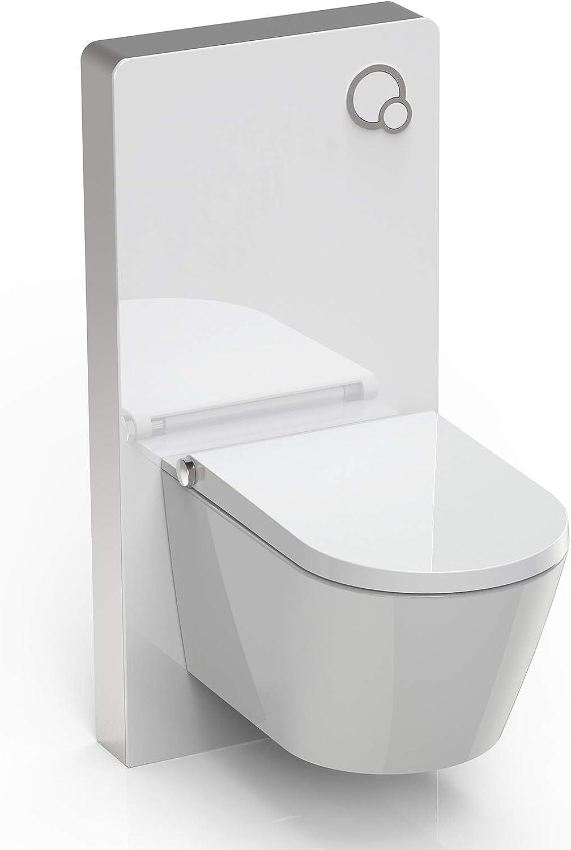 DUSCH-WC Basic 1102 805 - Pack de 6 inodoros, color blanco: Amazon ...