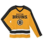 Outerstuff NHL Boston Bruins Hockey Team Infant Toddler Team Hockey Jersey (18 Months)