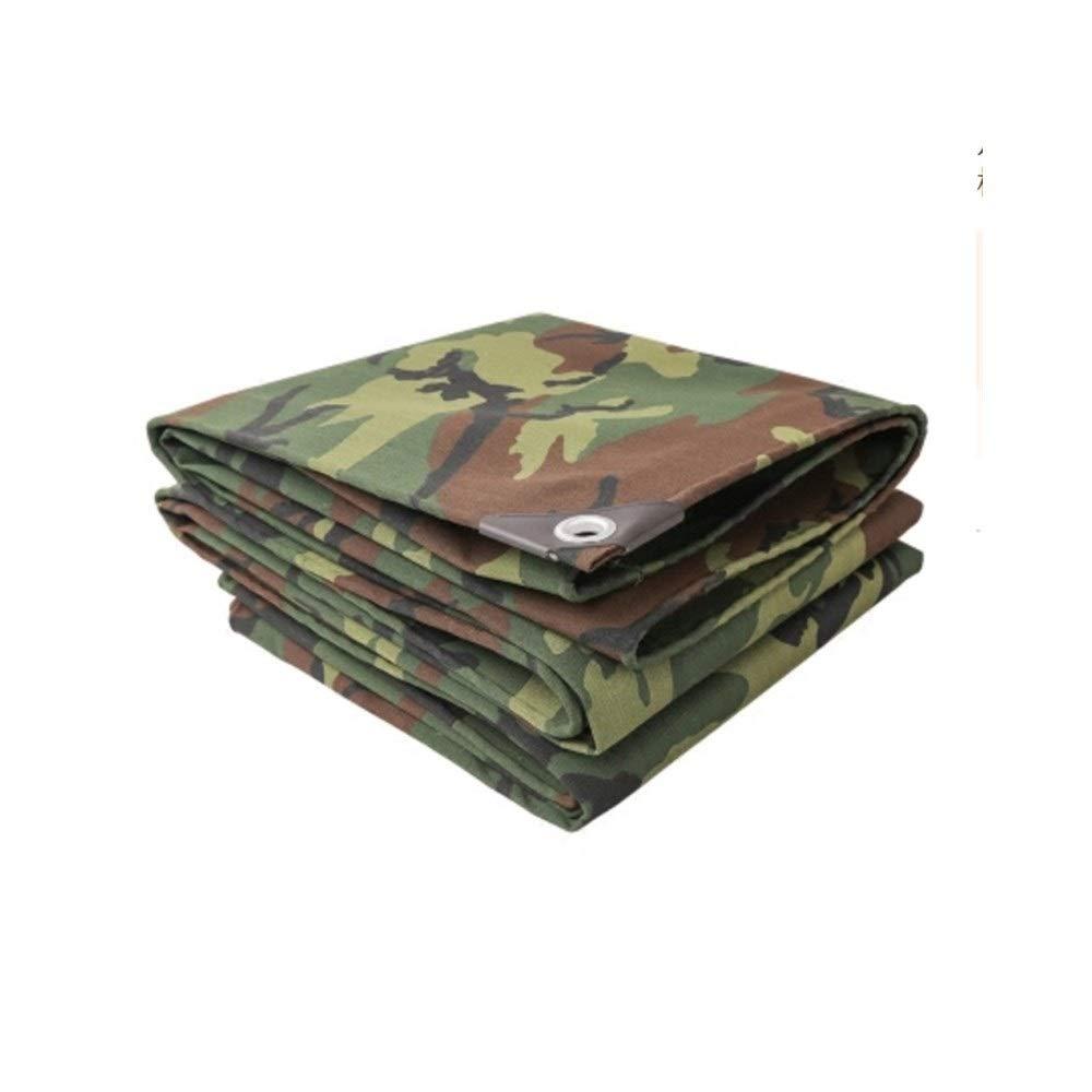 YMXLJF Outdoor Verdickung Camouflage Zelt Poncho Sonnencreme Sonnenschutz Regenwasserdichter Sonnenschutz - Outdoor-Plane (größe : 2 * 3m)