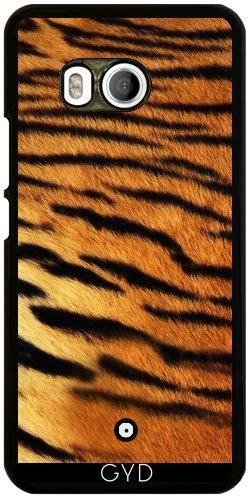 Funda para Htc U11 - Impresión Del Tigre by wamdesign
