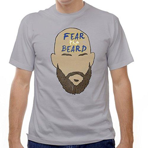 Beard Everton Soccer T-shirt, Cool Grey, Large (Everton Football Shirt)
