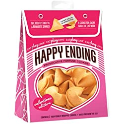 Happy Ending Fortune Cookies - Valentines Edition