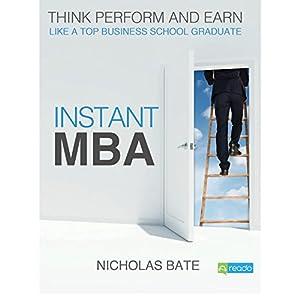 Instant MBA Audiobook