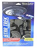 Fascinations Metal Earth Star Trek USS Enterprise NCC-1701D 3D Metal Model Kit
