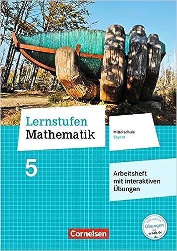 Lernstufen Mathematik 5 – Arbeitsheft mit interaktiven Übungen